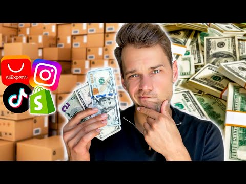 How Much Money You MUST Have To Start Shopify Dropshipping (2021)